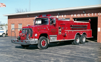 SHEFFIELD  ENGINE 201  1977 FORD L-8000 - ALEXIS  750-2000  #1151
