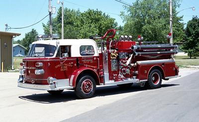 SPRING VALLEY  ENGINE 212  1962 ALFCO 900  1000-500