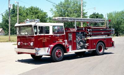 SPRING VALLEY  ENGINE 211  1969 ALFCO PIONEER II  1000-750