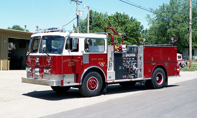 SPRING VALLEY  ENGINE 210  1986 SEAGRAVE PB  1250-500