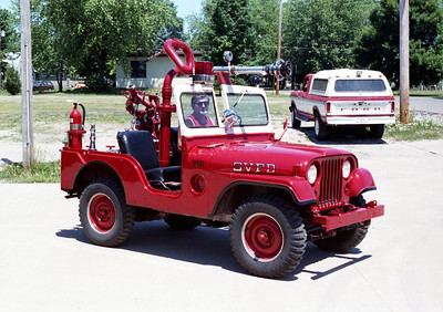 SPRING VALLEY  UTILITY 220  1963 JEEP - FD BUILT