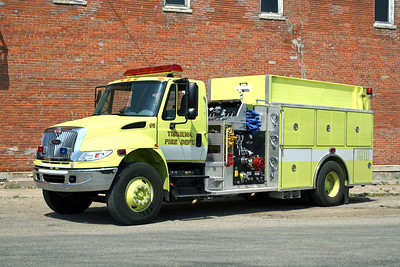 TISKILWA FPD  ENGINE 95  2006 IHC 4400 - PIERCE  1250-1500    17097