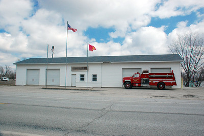 NORTH CALHOUN FPD  STATION 1 - KAMPSVILLE      DAVID HORNACEK  PHOTO