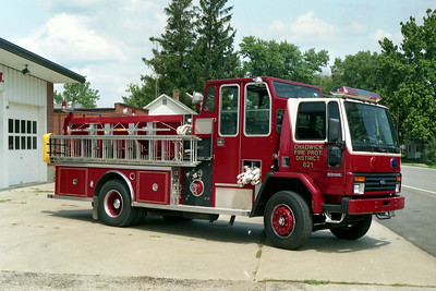 CHADWICK ENGINE 821