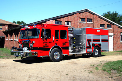 CHADWICK FPD  ENGINE 822
