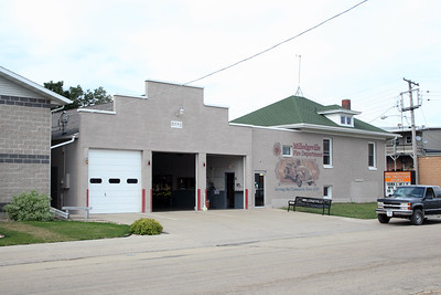 MILLEDGEVILLE FPD ORIGINAL STATION WITH ADDITION