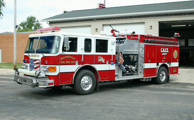 MILLEDGEVILLE ENGINE 523  PIERCE ENFORCER