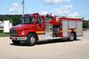 SAVANNA ENGINE 122   2001 FREIGHTLINER  FL80 - ALEXIS  1000-1000   #1786
