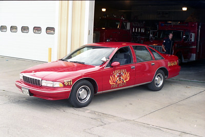 SAVANNA CAR 1   1991 CHEVY CAPRICE