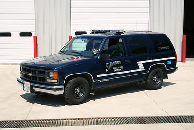 SHANNON COMMAND CAR