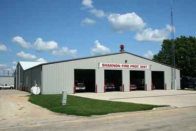 SHANNON FPD STATION NEW