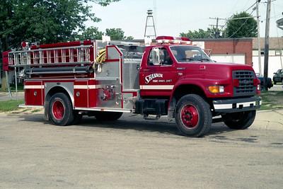 SHANNON  ENGINE 732  1999 GMC C8500 - J&B   750-2000 (5)