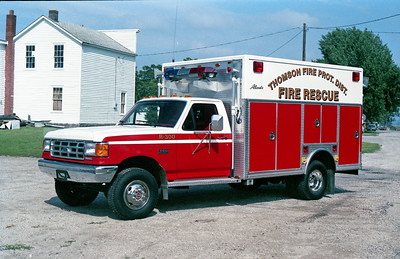 THOMSON  RESCUE 300  1988 FORD F250 - ALEXIS