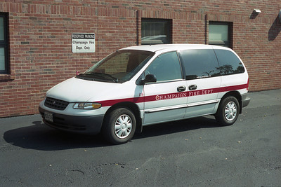CHAMPAIGN FD  CAR 175 copy