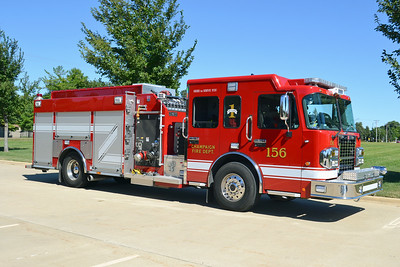 CHAMPAIGN  ENGINE 156  2016 SPARTAN - SMEAL  1500-1000  #616280    BILL FRICKER PHOTO