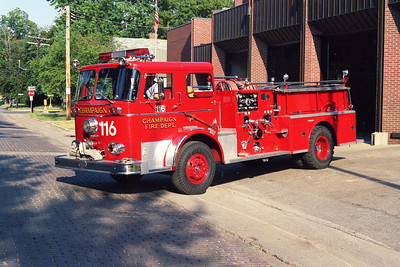 CHAMPAIGN FD  ENGINE 116 copy
