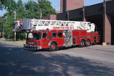CHAMPAIGN FD  TOWER copy