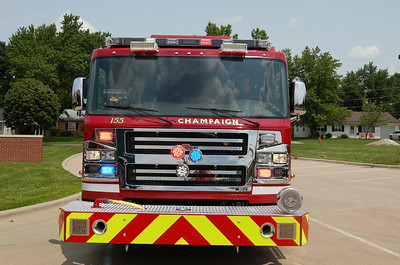CHAMPAIGN ENGINE 155 ROTO RAY