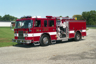 CHAMPAIGN FD  ENGINE 14 PIERCE copy