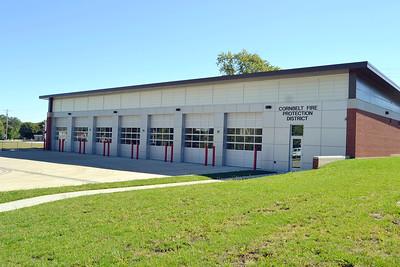 CORNBELT FPD - MAHOMET  STATION ADDITION    BILL FRICKER PHOTO