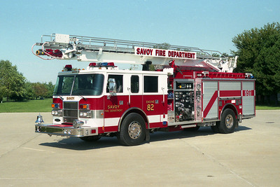 SAVOY FD  ENGINE 82