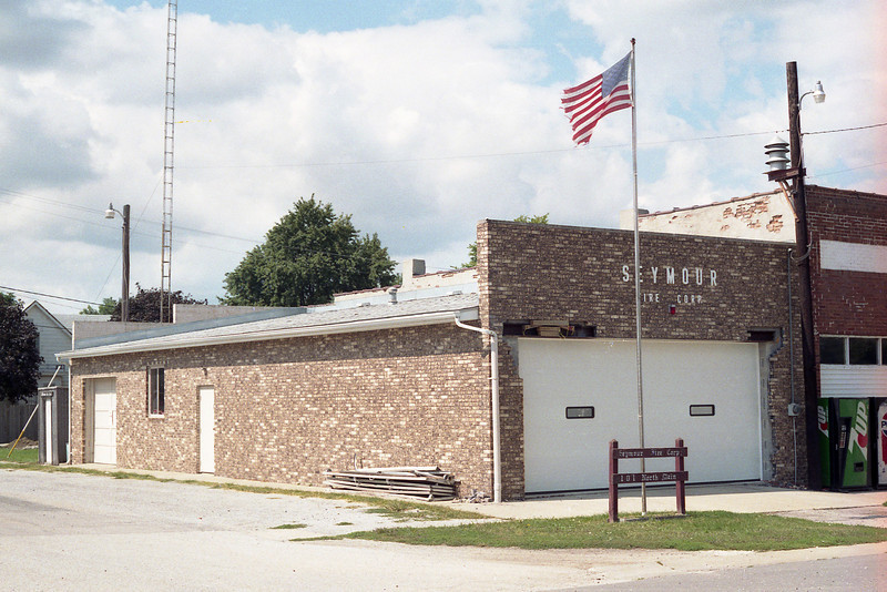 SEYMOUR FD<br /> OLD STATION
