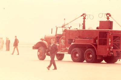 WILLARD FIELD CHAMPAIGN   1848 IHC - WLF  500-1000-160F  IN 1960    RON HEAL PHOTO