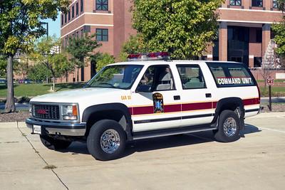 URBANA  CAR 20    1997 GMC SUBURBAN