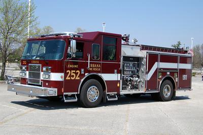 URBANA FD ENGINE 252