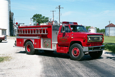 EDINBURG  ENGINE 1  CHEVY C60 - E-ONE