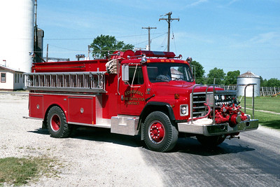 EDINBURG  ENGINE 2   IHC S -