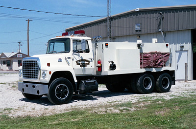 EDINBURG  TANKER  FORD L - FD BUILT