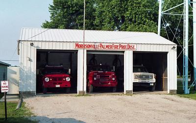 MORRISONVILLE PALMER FPD  PALMER STATION
