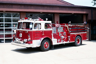 PANA  ENGINE 1  SEAGRAVE