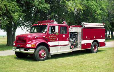 STONINGTON  ENGINE 1  IHC 4900 - PIERCE
