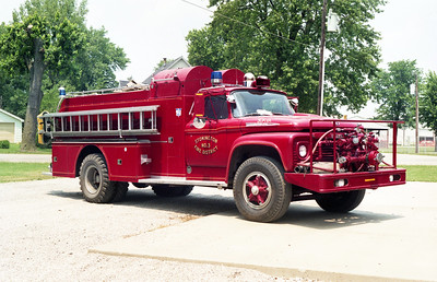 STONINGTON  ENGINE 3  FORD F -