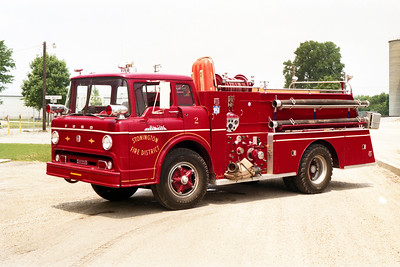 STONINGTON  ENGINE 2  FORD C-900 - CENTRAL ST LOUIS