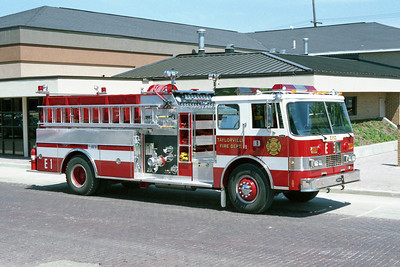 TAYLORVILLE FD  ENGINE 1  1250-1000