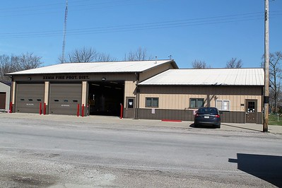 XENIA FPD  STATION  NEW   FRANK WEGLOSKI PHOTO