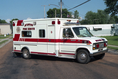 AVISTON FPD RESCUE 473