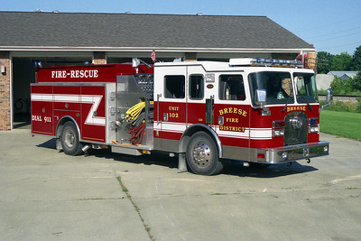 BREESE FPD ENGINE 102