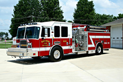 BREESE FPD ENGINE 8113