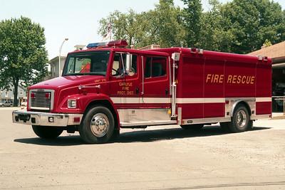 CARLYLE FPD SQUAD 272  FREIGHTLINER FL-80 - HACKNEY