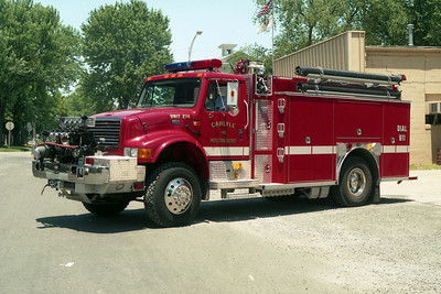 CARLYLE FPD ENGINE 274  IHC 4900 -