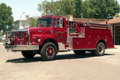 CARLYLE ENGINE 271  FORD L8000 - TOWERS