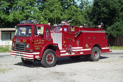 CLIN-CLAIR FPD  ENGINE 522