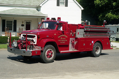 GERMANTOWN ENGINE 44  CHEVY - TOWERS