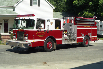 GERMANTOWN ENGINE 45  SPARTAN - QUALITY