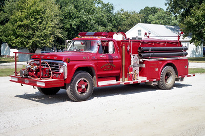 HUEY FERRIN BOULDER FPD  ENGINE 7217  1979  FORD F-700 - TOWERS   750-900   #1657     #F79-102-SR-T