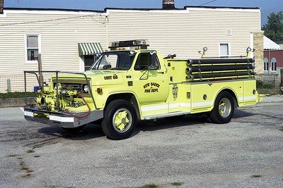 NEW BADEN FPD  ENGINE 85  1985 CHEVY C65-HOWE  750-750